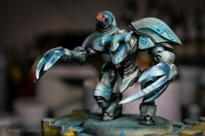 Use an Expressive Miniature Painting Style - What is expressive miniature painting? - Expressive painting - painterly styles for miniatures - 10 ways to paint miniatures expressively - 10 creative ideas for more expressive and unique miniature painting - warmachine retribution watercolor