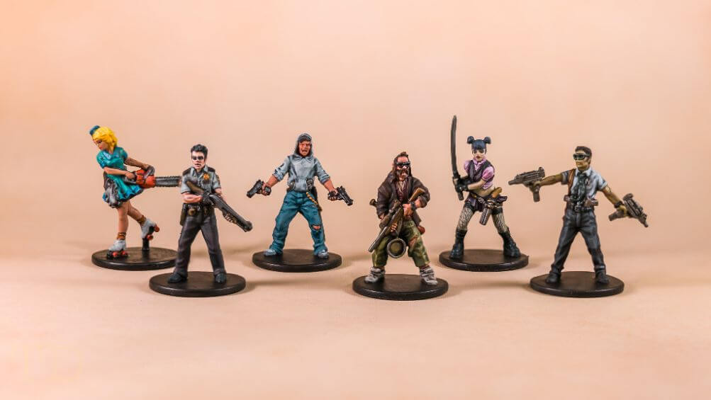 """Guide for """"Dipping"""" Miniatures to Speed Paint (Army Painter Quickshade Review) - Minwax Polyshades miniatures – Army Painter Quick Shade Alternatives – minwax polyshades for miniature painting - army painter quickshade review - army painter strong tone wash - board game minis painted with quickshade"""