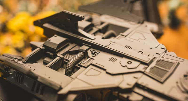 6 Miniature Priming Hacks and Tips You Want to Know - Priming Tips and Tricks for Miniature Painting - Alternative Priming Methods for Miniatures and Models - Useful ways to Prime Miniatures - thin coated primer details