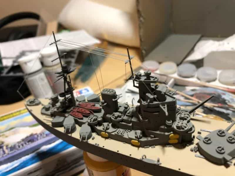 9 Recycling Ideas for Old Sprues from Warhammer and Model Kits - sprue terrain with Warhammer 40k kits – recycling Warhammer sprues – rigging and cable sprues for miniatures
