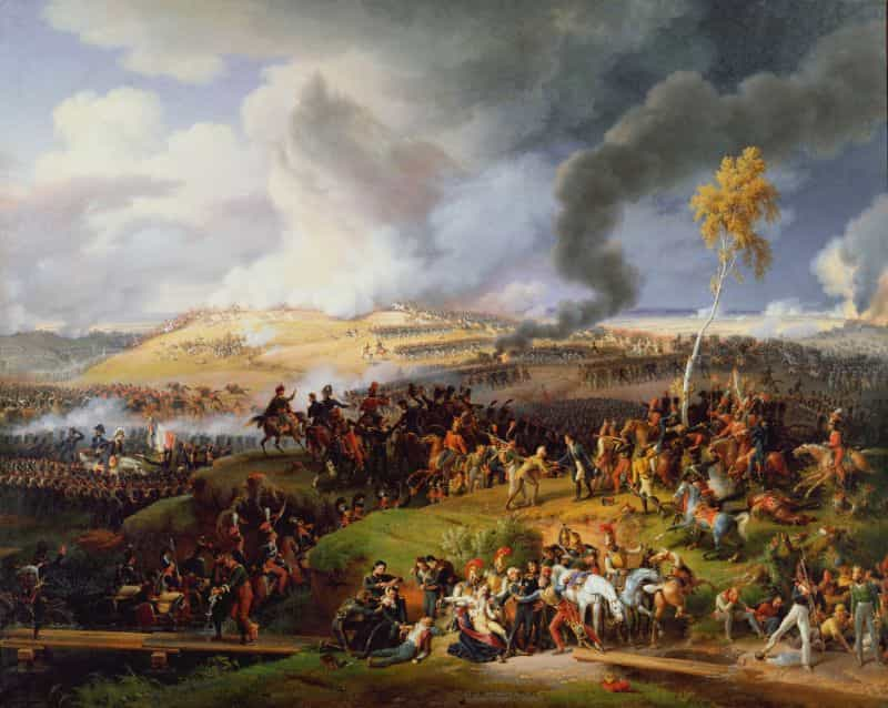 Best historical wargame for tabletop gamers - Carnage and Glory II miniature tabletop wargame - tactical miniature wargaming - best historical miniature wargame - Carnage and Glory Gameplay Review - Battle of Borodino painting