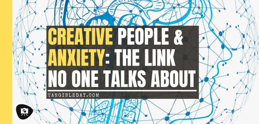 """The Link Between """"Creativity"""" and """"Anxiety"""": Does It Matter? - why painting miniatures and anxiety go together - banner"""