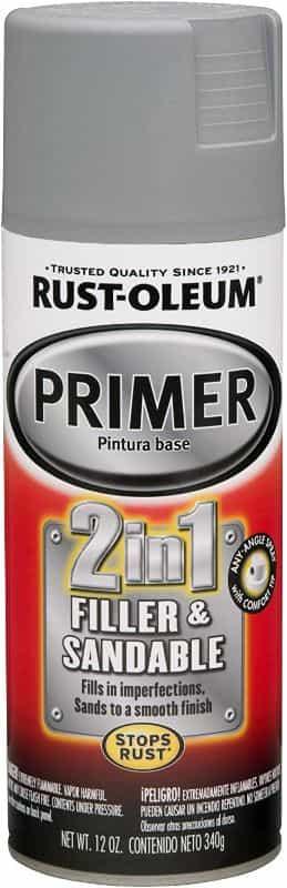 7 Best Spray Primer for Miniatures and Models (Review and Recommendation) - best spray primer for painting miniatures and models - spray priming miniatures - recommended spray primers for scale model hobbies - rust-oleum primer automotive primer spray