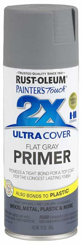 7 Best Spray Primer for Miniatures and Models (Review and Recommendation) - best spray primer for painting miniatures and models - spray priming miniatures - recommended spray primers for scale model hobbies - rustoleum primer for miniatures