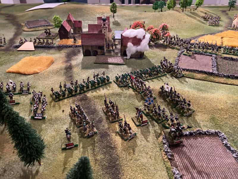 Best historical wargame for tabletop gamers - Carnage and Glory II miniature tabletop wargame - tactical miniature wargaming - best historical miniature wargame - Carnage and Glory Gameplay Review - historical napoleon era