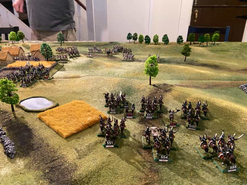 Best historical wargame for tabletop gamers - Carnage and Glory II miniature tabletop wargame - tactical miniature wargaming - best historical miniature wargame - Carnage and Glory Gameplay Review - no tokens battlefield miniatures