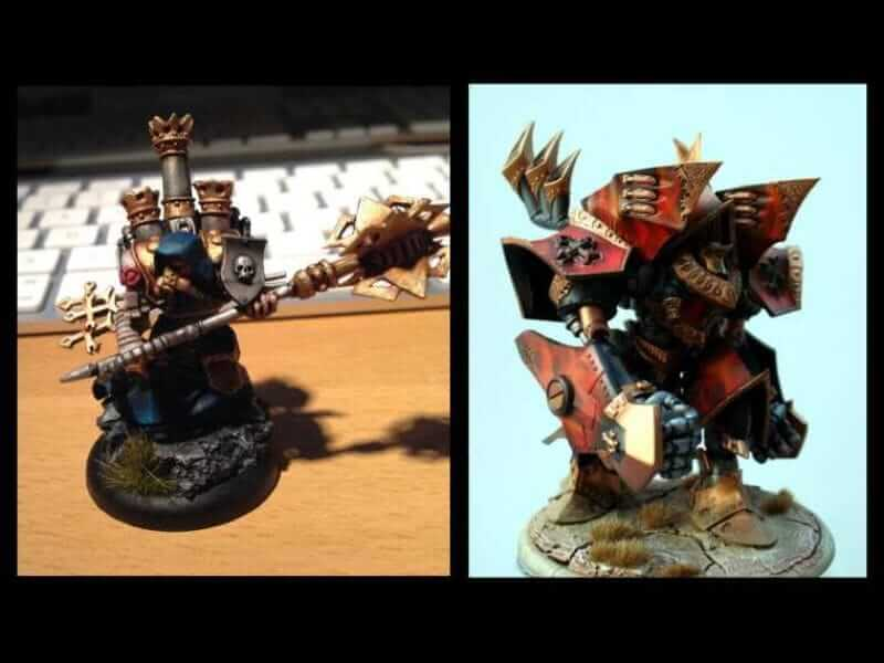Best Lightbox for Miniature and Model Photography (Top 5 Reviewed and Tips) - harsh light