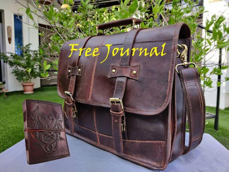 13 Best Bags for Dungeons and Dragons and RPGs - Best bag for RPG books - dungeons and dragons bag - rpg backpack - customized leather messenger bag