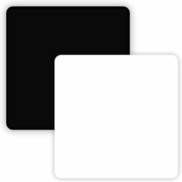 Black or White Backgrounds for Miniature Photos: What's Right For You?  - black or white background for miniatures - miniature photo background - black vs white miniature background photo panels