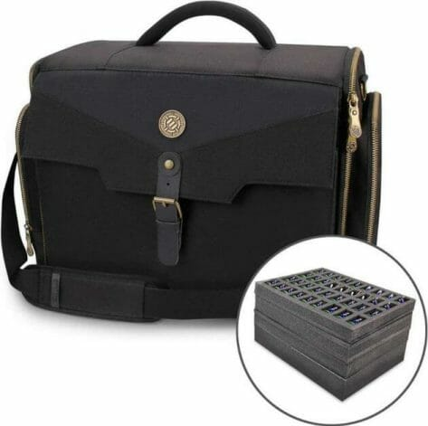 Here are 10 recommended miniature transport bags and cases  - Best army transport bag and case - wargaming miniatures model transportation and storage systems - Best foam transport painted miniature storage and travel bags and cases review - Enhance Portable Miniature Figure Storage & Carrying Case