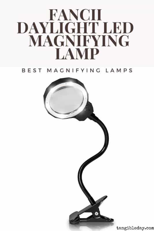 Best magnifying lamps for painting miniatures reviewed - magnifier desk light for painting minis and models