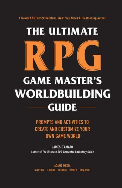 Neutral alignment players guide for RPGs such as dnd and pathfinder - RPG worldbuilding guide cover book
