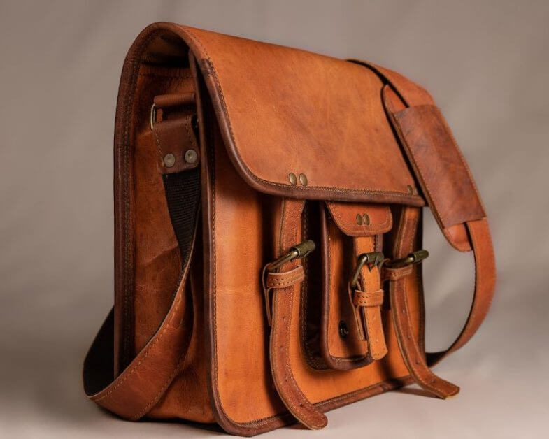 Pure Leather Everyday Bag