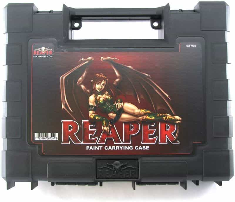 Reaper Miniatures Carrying Transport Case