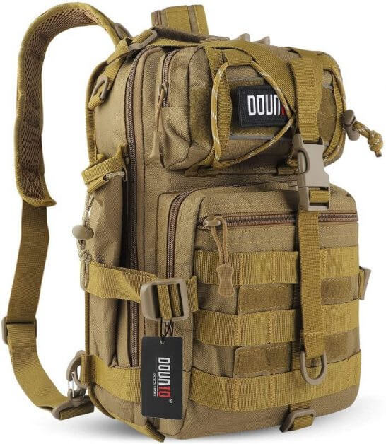 13 Best Bags for Dungeons and Dragons and RPGs - Best bag for RPG books - dungeons and dragons bag - rpg backpack - tactical military molle backpack