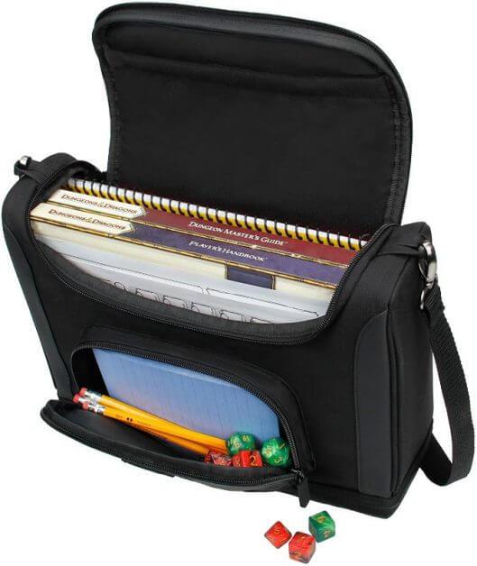USA GEAR Compact Travel Bag DnD RPG