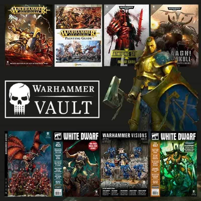 Warhammer+ Review - Is warhammer+ worth it? - Warhammer plus review - warhammer+ subscription service review - vault