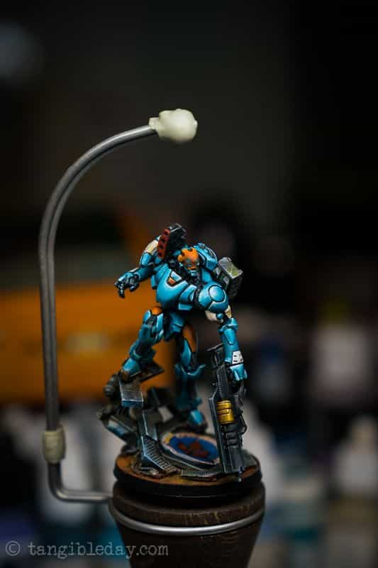 Complete Guide to Airbrushing Miniatures and Models - infinity tag