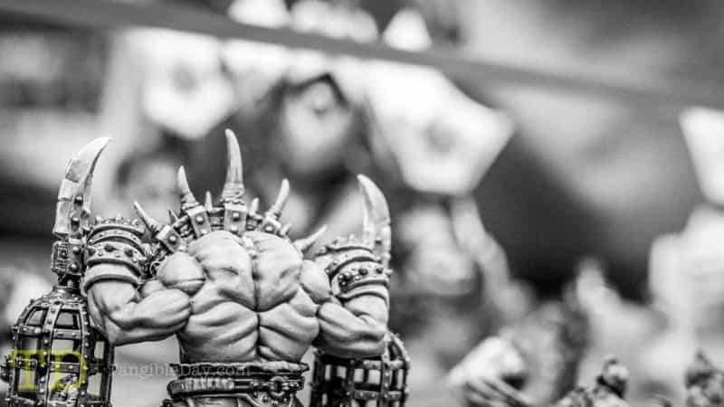 """5 Ways to Avoid Boring """"Hobby"""" Photography - how to be a better hobby photographer - photography for hobbyists - scale modeling photography - How to take better photos of miniatures - close up black and white drama on the tabletop"""