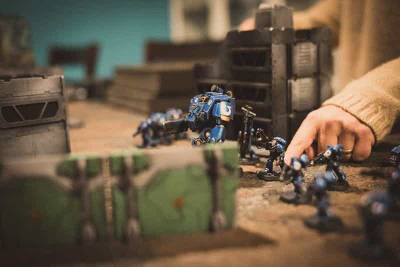 """5 Ways to Avoid Boring """"Hobby"""" Photography - how to be a better hobby photographer - photography for hobbyists - scale modeling photography - How to take better photos of miniatures - warhammer 40k"""