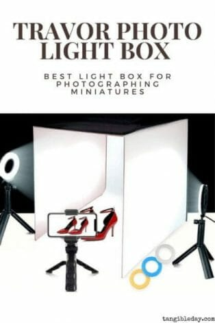 Best Lightbox for Miniature and Model Photography (Top 5 Reviewed and Tips) - travor lightbox