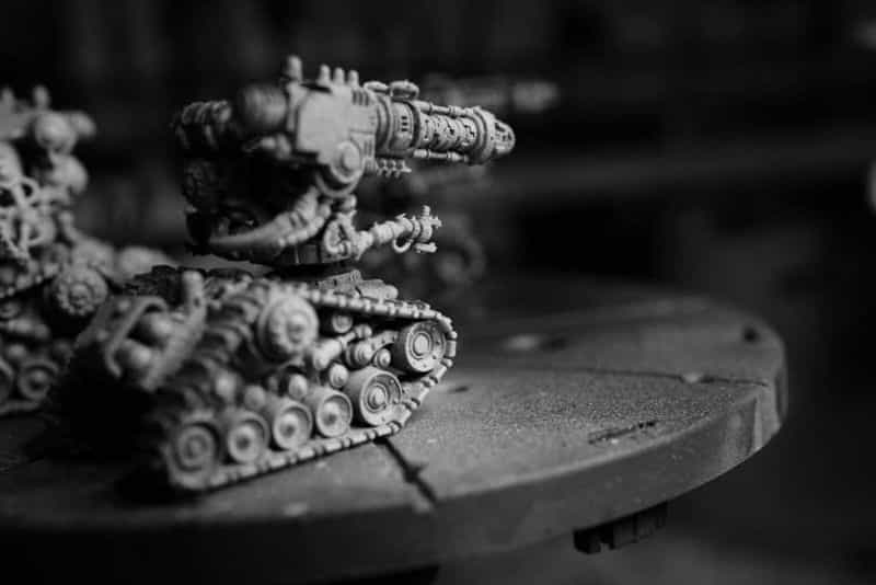 """5 Ways to Avoid Boring """"Hobby"""" Photography - how to be a better hobby photographer - photography for hobbyists - scale modeling photography - How to take better photos of miniatures - close up black and white details high contrast"""