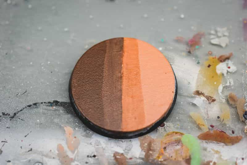 Acrylic painting guide for miniatures - basecoat layer glaze what's the difference - how to use acrylic paints with miniatures - basecoating, layering, and glazing - blending paint
