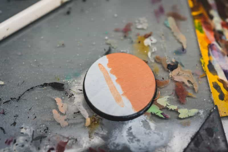 Acrylic painting guide for miniatures - basecoat layer glaze what's the difference - how to use acrylic paints with miniatures - basecoating, layering, and glazing - layering flesh