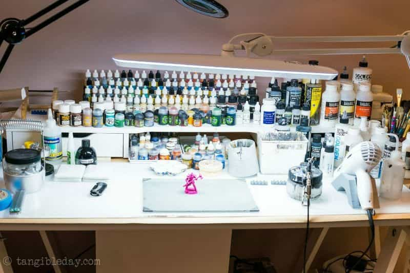 Choosing the Best Hobby Desk Lamp (Top 5 Reviewed) - best hobby light - best work light - hobby desk lamp - hobby desk
