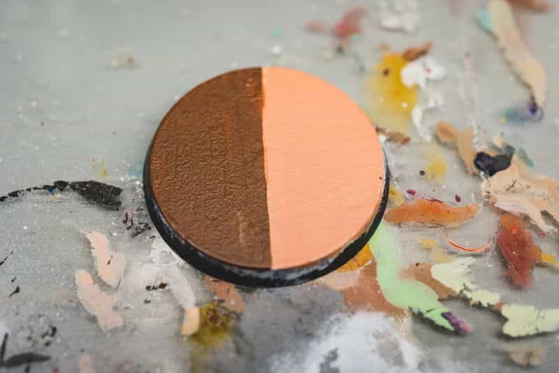 Acrylic painting guide for miniatures - basecoat layer glaze what's the difference - how to use acrylic paints with miniatures - basecoating, layering, and glazing - two base coats
