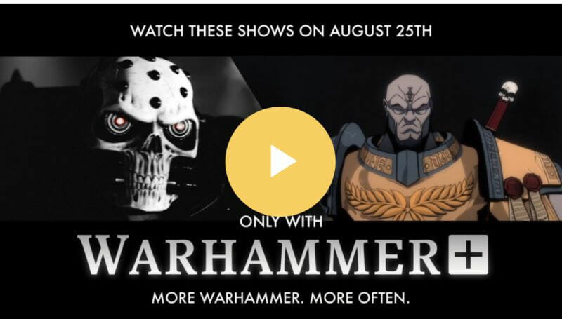 """Warhammer+ Review: """"Angels of Death"""" Episode 1 - Warhammer TV review - warhammer TV"""