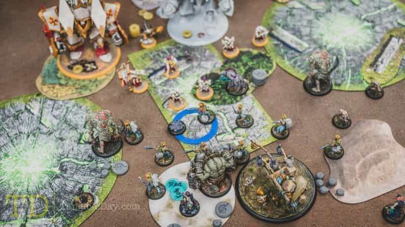 """5 Ways to Avoid Boring """"Hobby"""" Photography - how to be a better hobby photographer - photography for hobbyists - scale modeling photography - How to take better photos of miniatures - raise your perspective - warmachine"""