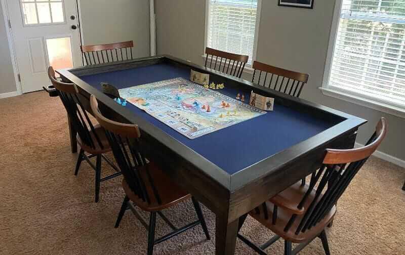 Custom-Board-Game-Table