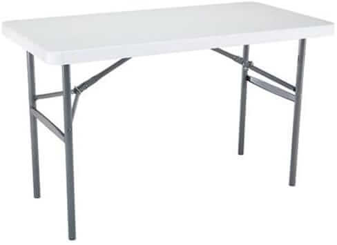 10 Great Wargaming Tables for RPGs and Tabletop Games - best game tables for RPGs - best wargaming table for warhammer - folding white table
