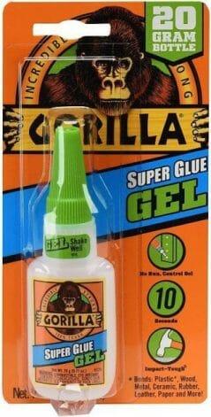 The History of Super Glue: Crazy or Genius? - super glue for miniatures - best super glues for miniatures and models - warhammer 40k super glue - popular super glue for models - gorilla glue