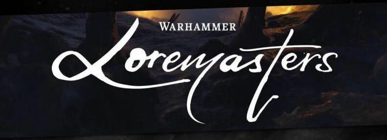 Is Loremasters on Warhammer TV Worth Watching? - splash screen for loremasters on warhammer plus