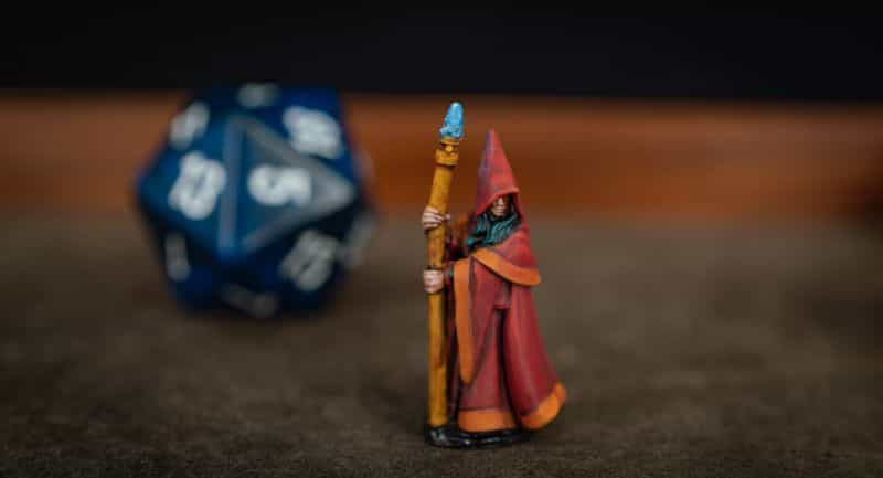 Painting Miniatures for Tabletop Games: Fun or Frustration? - reasons to paint miniatures - is painting miniatures worth it? - reaper mage learn to paint