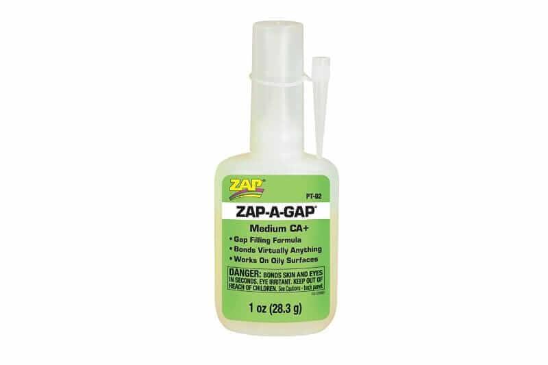 The History of Super Glue: Crazy or Genius? - super glue for miniatures - best super glues for miniatures and models - warhammer 40k super glue - popular super glue for models - zap-a-gap gap filler adhesive