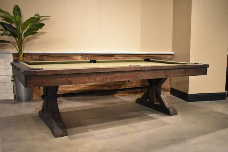 10 Great Wargaming Tables for RPGs and Tabletop Games - best game tables for RPGs - best wargaming table for warhammer - pool table
