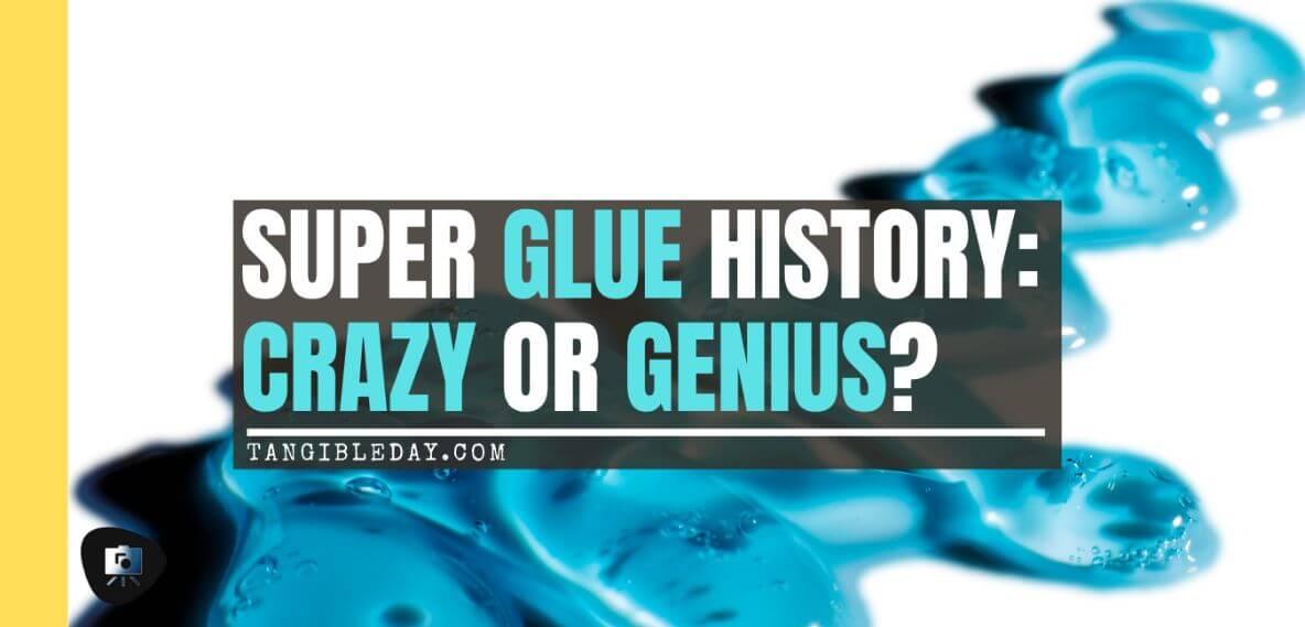 The History of Super Glue: Crazy or Genius? - super glue for miniatures - best super glues for miniatures and models - warhammer 40k super glue - popular super glue for models - banner