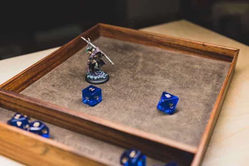 Spellcasters with Attitude: Druids (RPG Tips) - wanderer rpg miniature reaper grymkin dice
