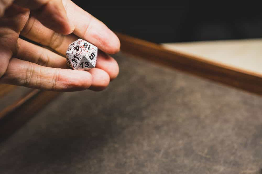 Best Metal Dice Sets? Forged Gaming Dice Sets for DnD and RPGs (Review) - metal dice set review - rolling for initiative