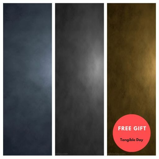 Free photo backdrop bundle for miniature photography - tangible day - backgrounds for photographing miniatures - free gift image